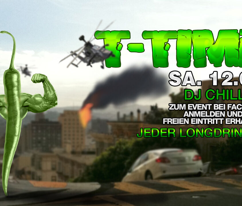 T-Time Party Designs